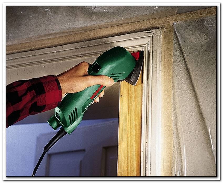 Fenster Abschleifen Mit Welchem Werkzeug