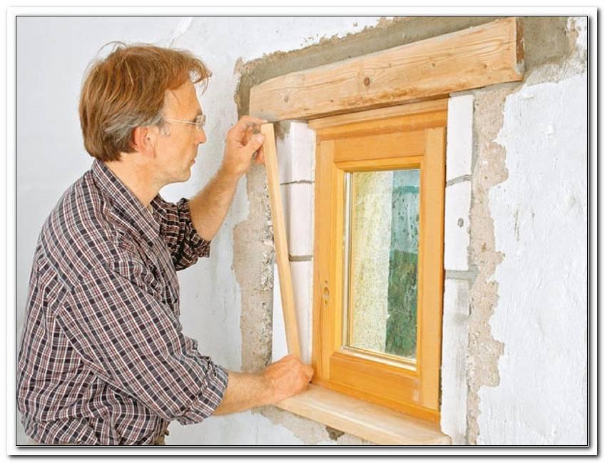 Fenster Altbau Austauschen