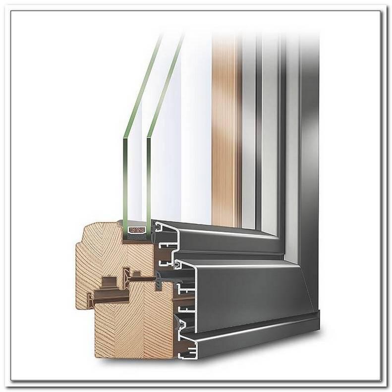 Fenster Alu Holz