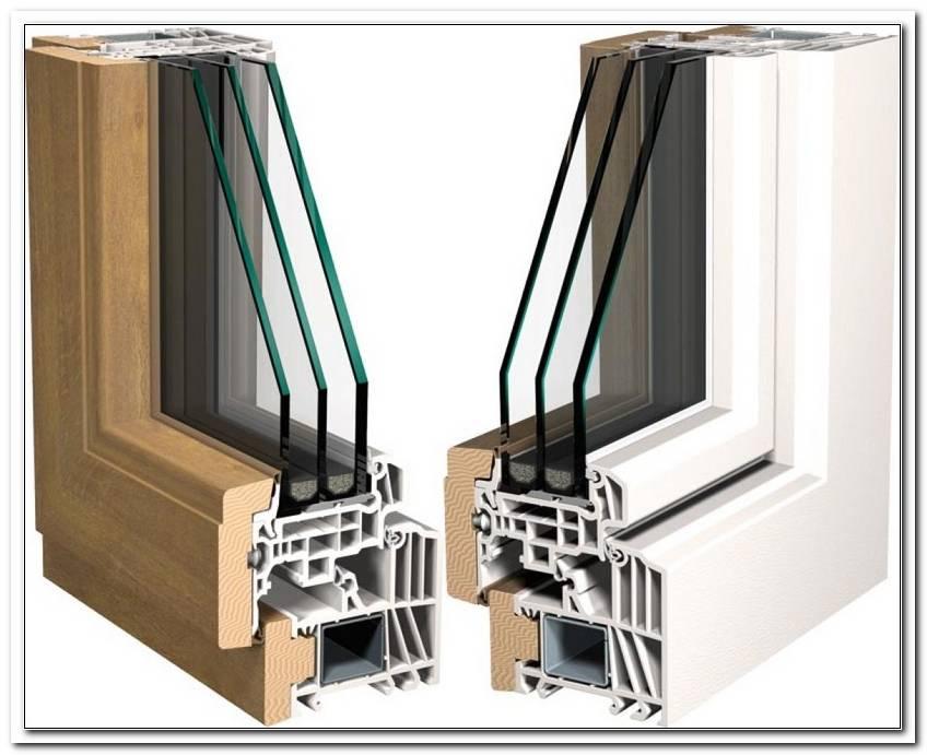 Fenster Aus Holz Oder Kunststoff