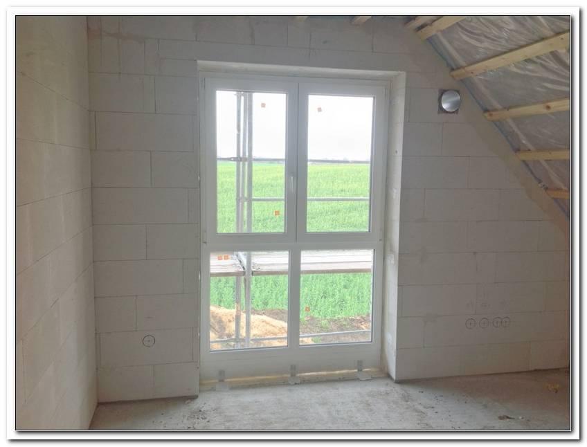 Fenster Bodentief Umbauen