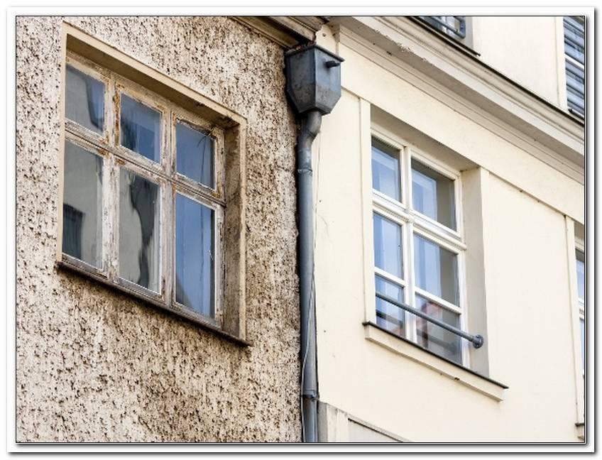 Fenster Dreifachverglasung Altbau