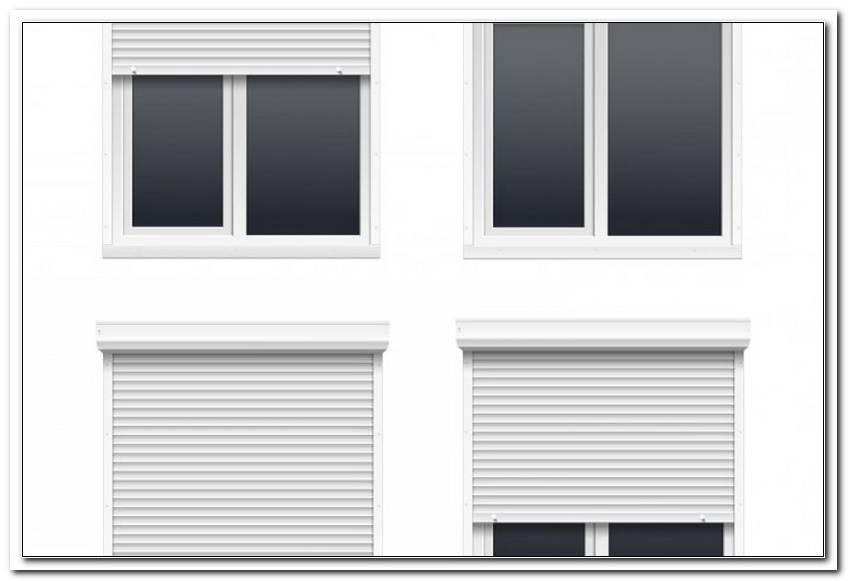 Fenster Dreifachverglasung Mit Rolladen