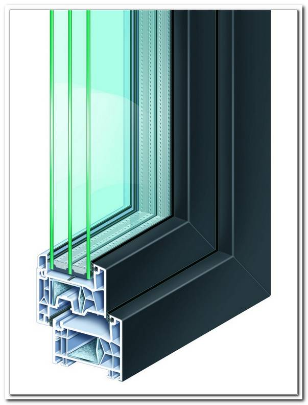 Fenster Dreifachverglasung Schallschutz