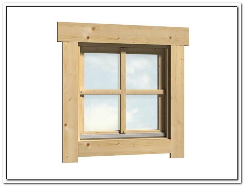 Fenster Einfachverglasung Gartenhaus