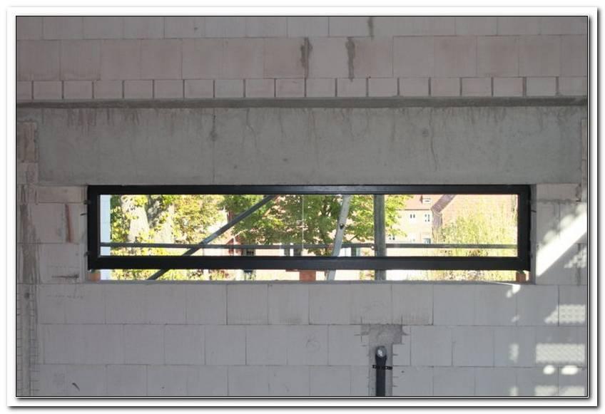 Fenster Festelement Einbauen