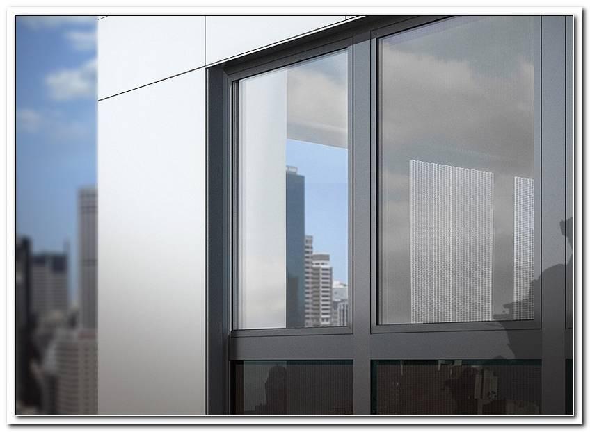 Fenster Festelement Montage