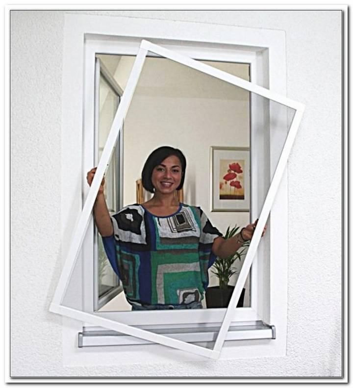 Fenster Fliegengitter Ohne Bohren