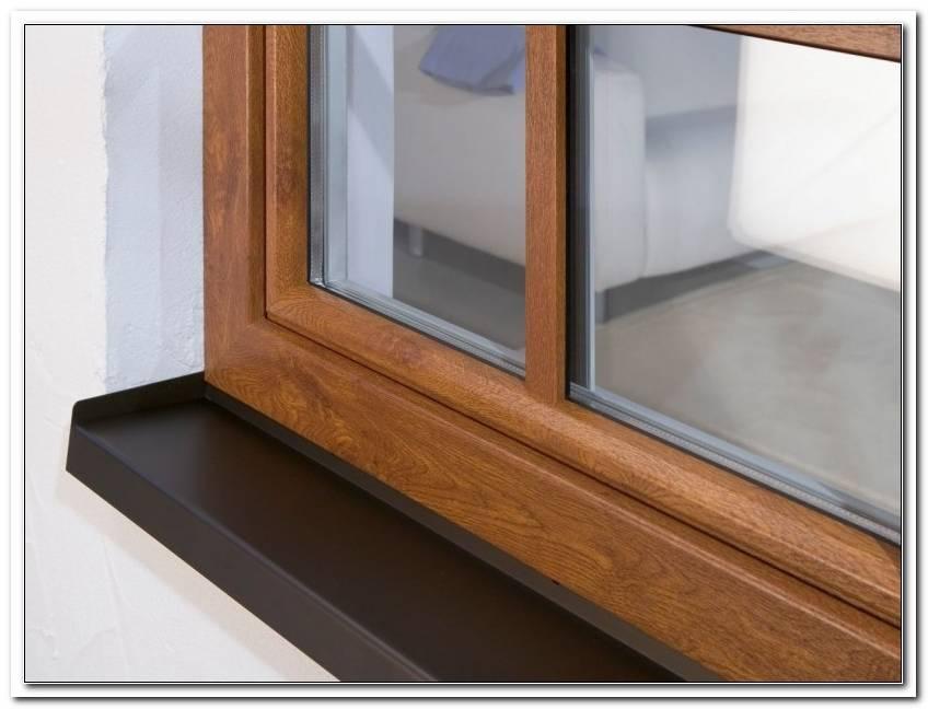 Fenster Holzoptik Preis