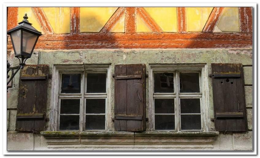 Fenster Im Mittelalter