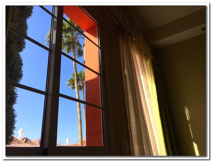 Fenster In Grenzwand