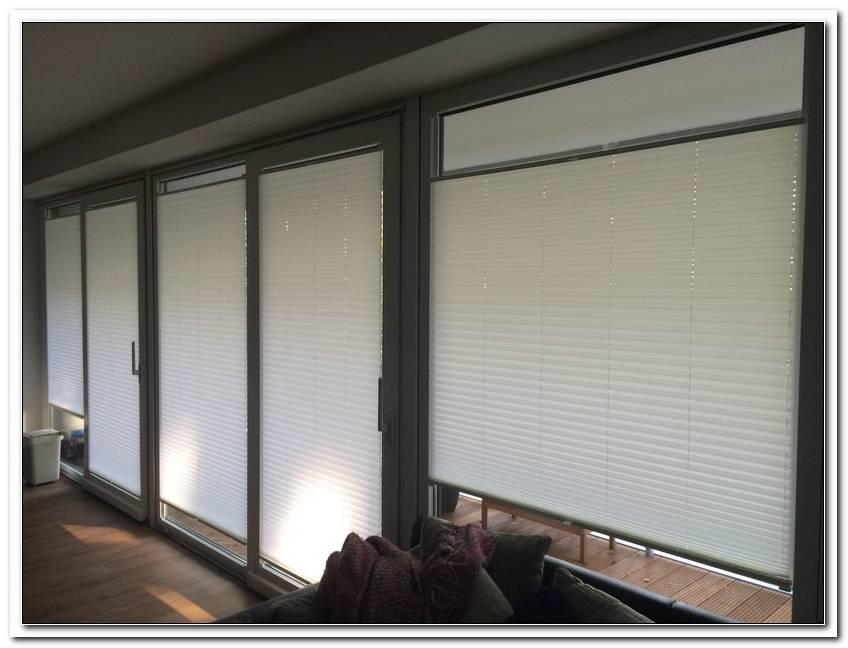 Fenster Jalousie Plissee