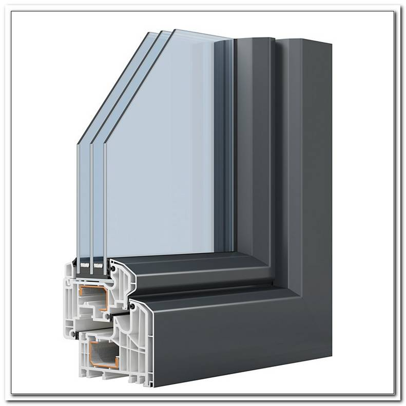 Fenster Kunststoff Alu