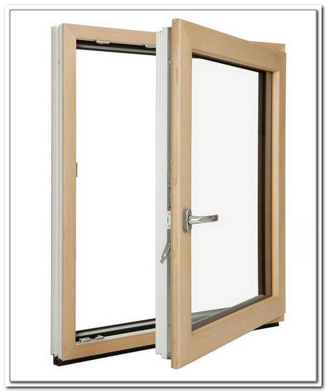 Fenster Kunststoff Holzoptik
