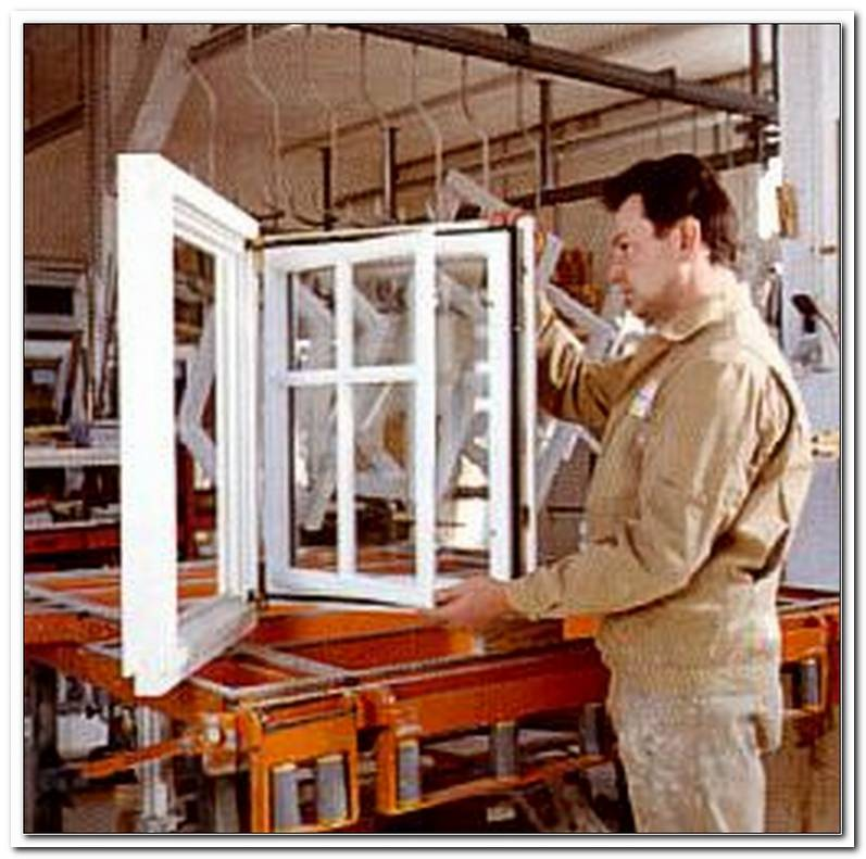 Fenster Mit Abnehmbaren Sprossen