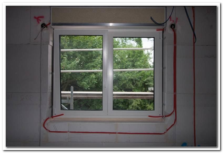 Fenster Mit Eingebauten Kontakten