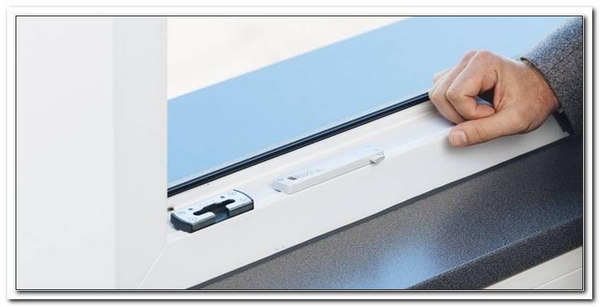 Fenster Mit Eingebauten Sensoren