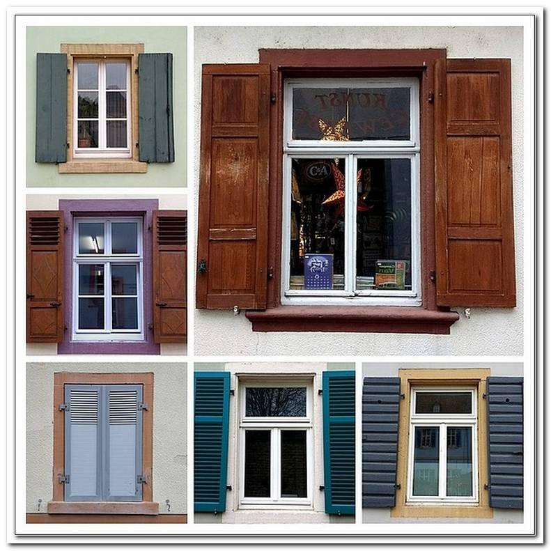 Fenster Mit Fensterl?Den