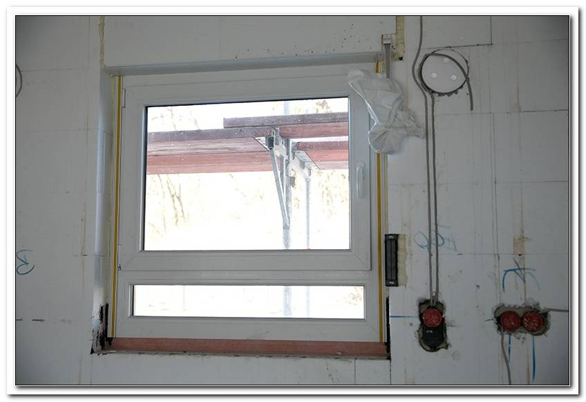 Fenster Mit Festem Element