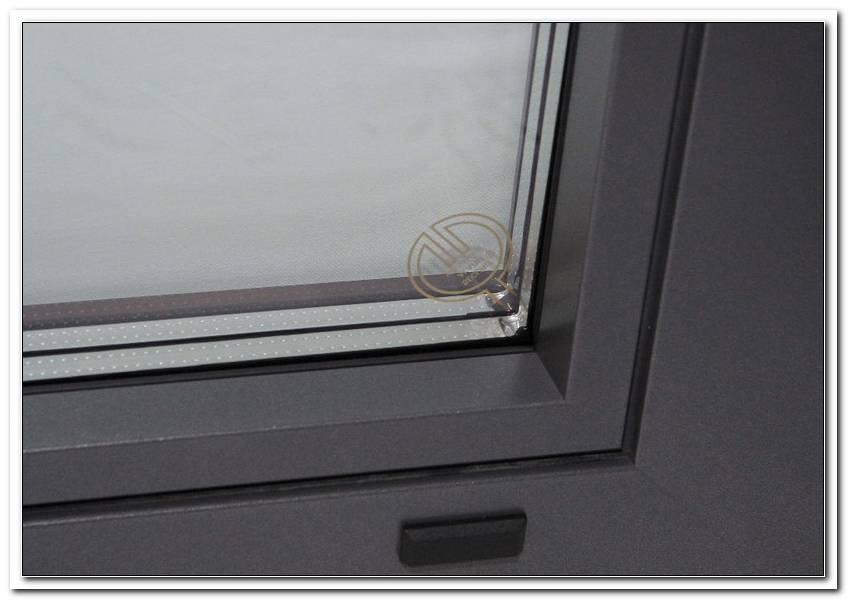 Fenster Mit Integriertem Magnetkontakt