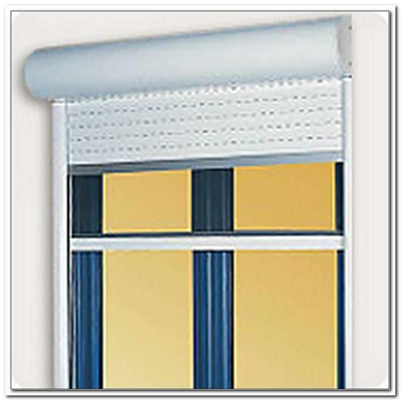 Fenster Mit Integriertem Rollladen Und Insektenschutz