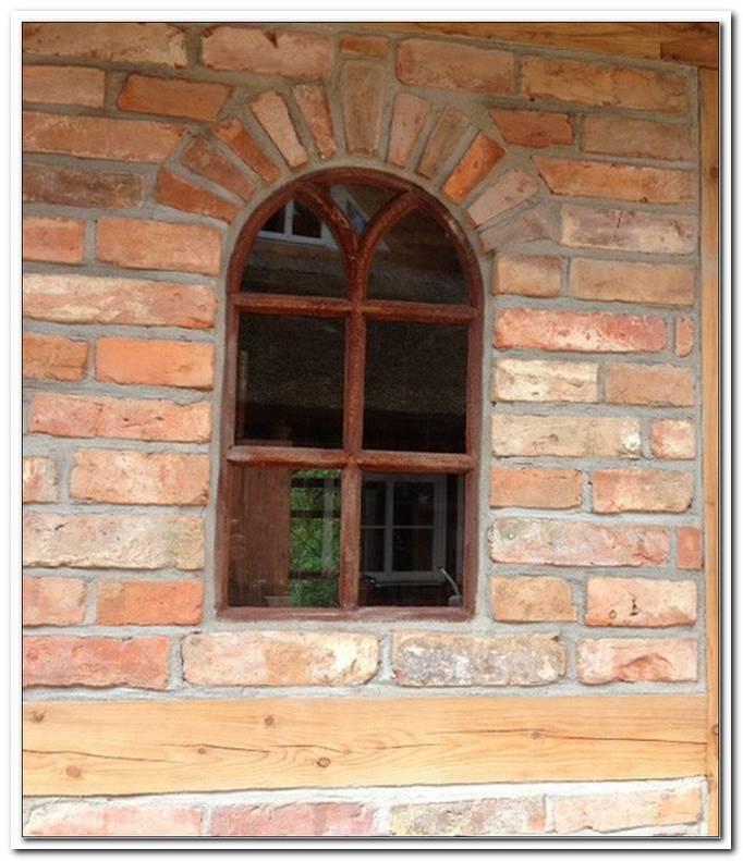 Fenster Mit Rundbogen Einbauen
