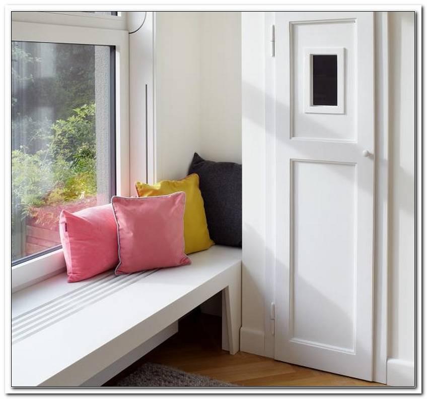 Fenster Mit Sitzbank