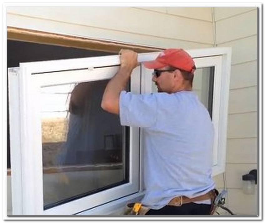 Fenster Neu Einbauen Anleitung