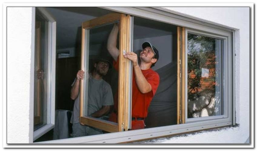 Fenster Neu Einbauen
