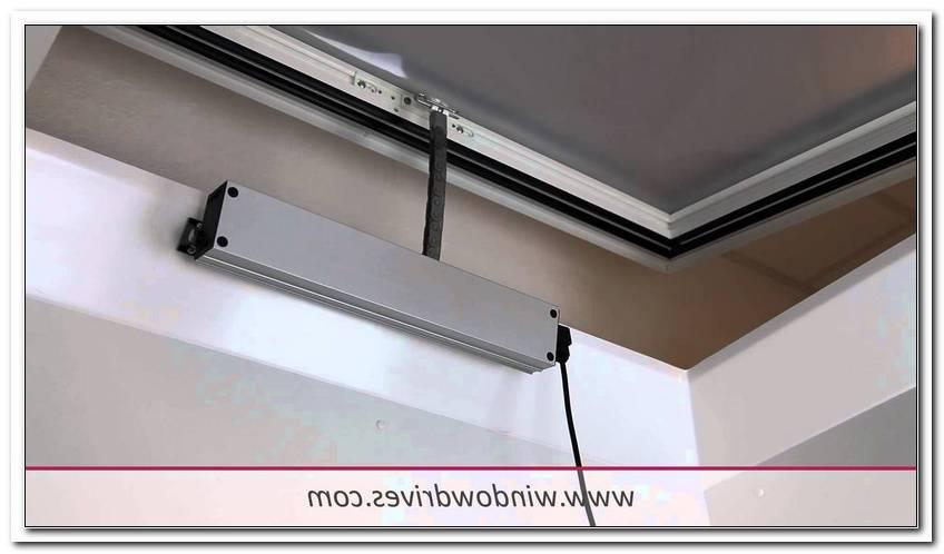 Fenster Oberlicht Elektrisch ?Ffnen