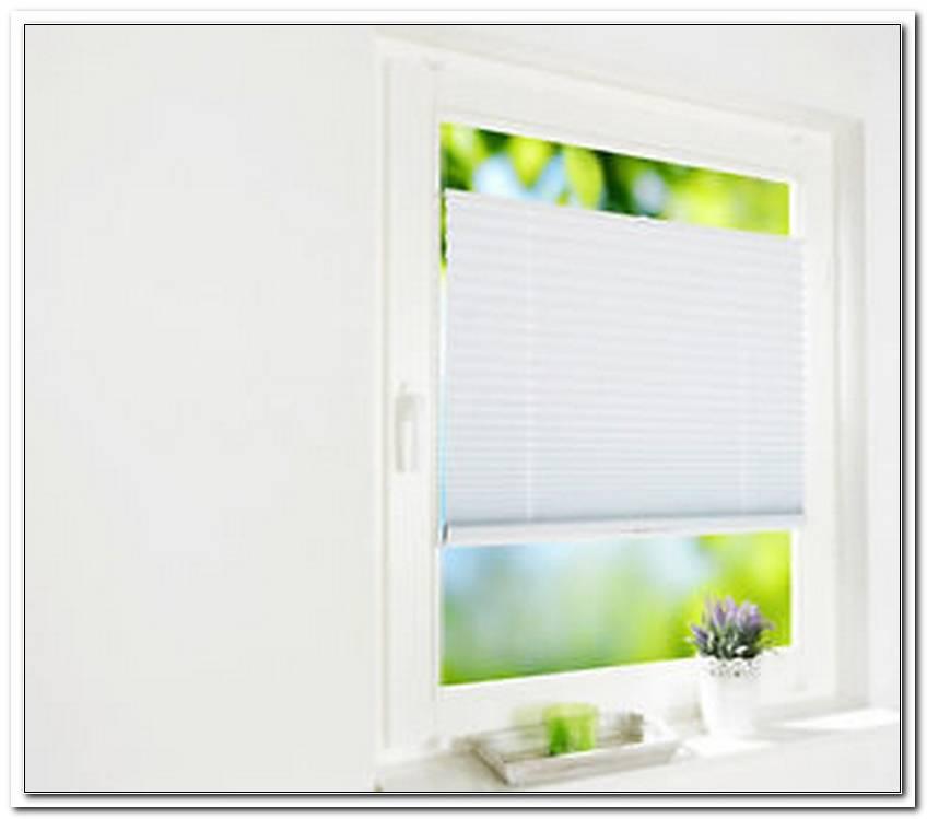 Fenster Plissee 90x130