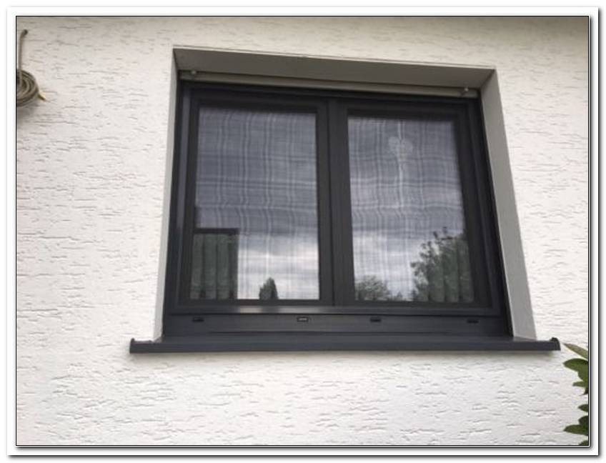 Fenster Ral 7016