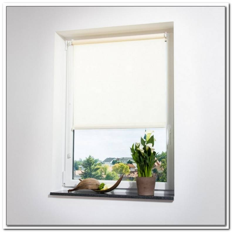 Fenster Rollos Aus Stoff