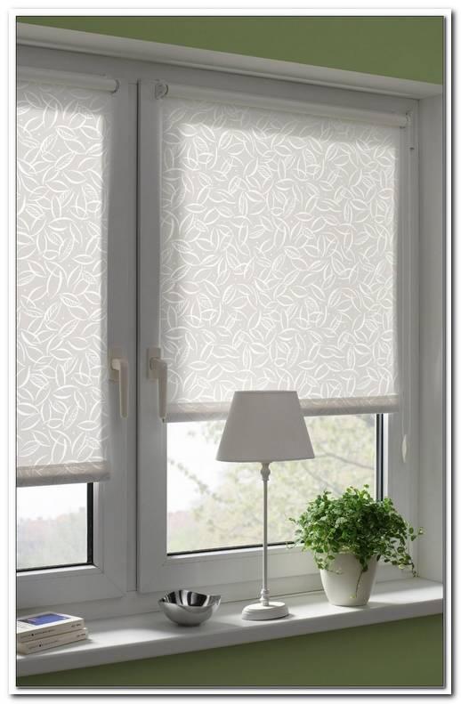 Fenster Rollos Innen Zum Kleben