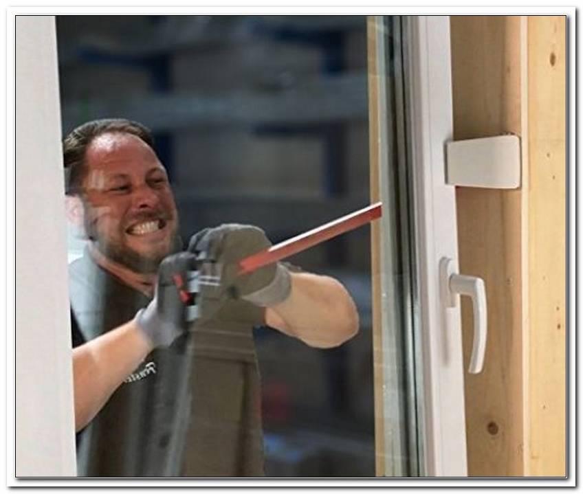 Fenster Schnapper Test