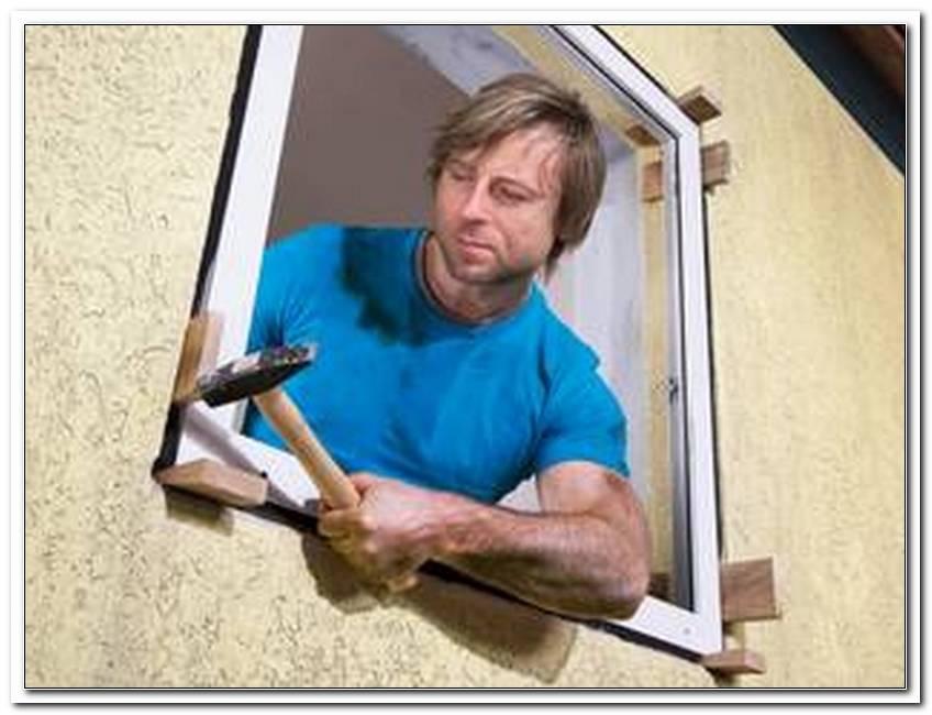 Fenster Selber Einbauen Anleitung