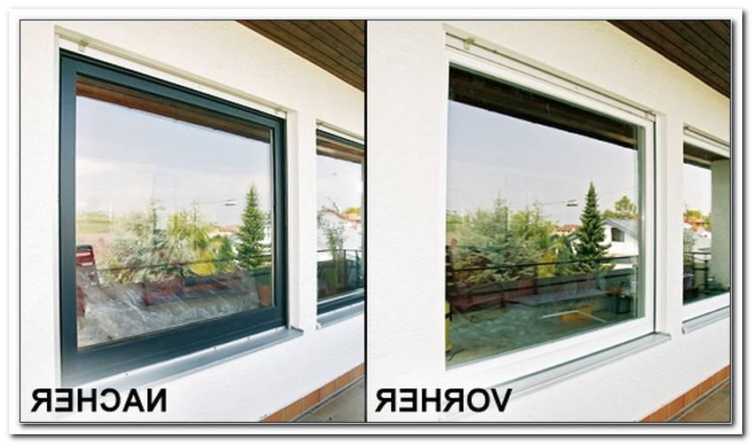 Fenster Tauschen Ohne Dreck