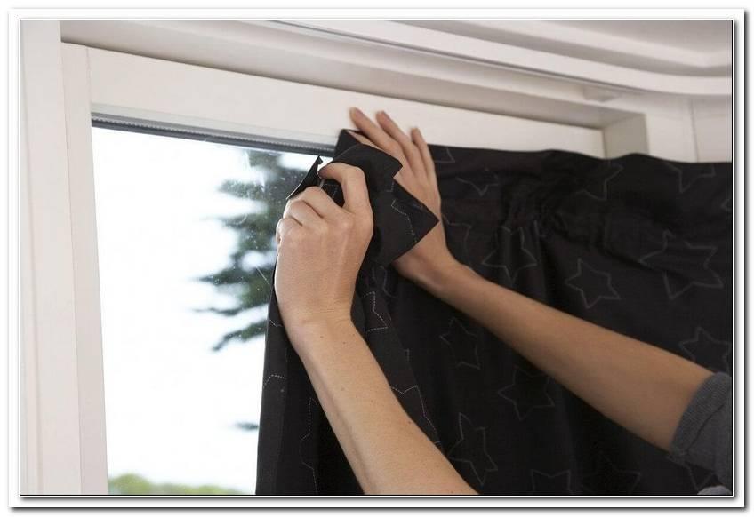Fenster Verdunkelung Mit Saugn?Pfen