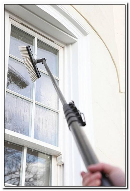 Fenster Von Au?En Putzen