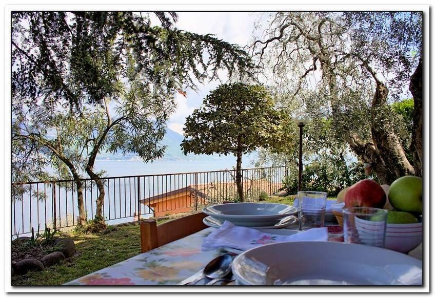 Ferienhaus Gardasee Mit Hund Und Garten