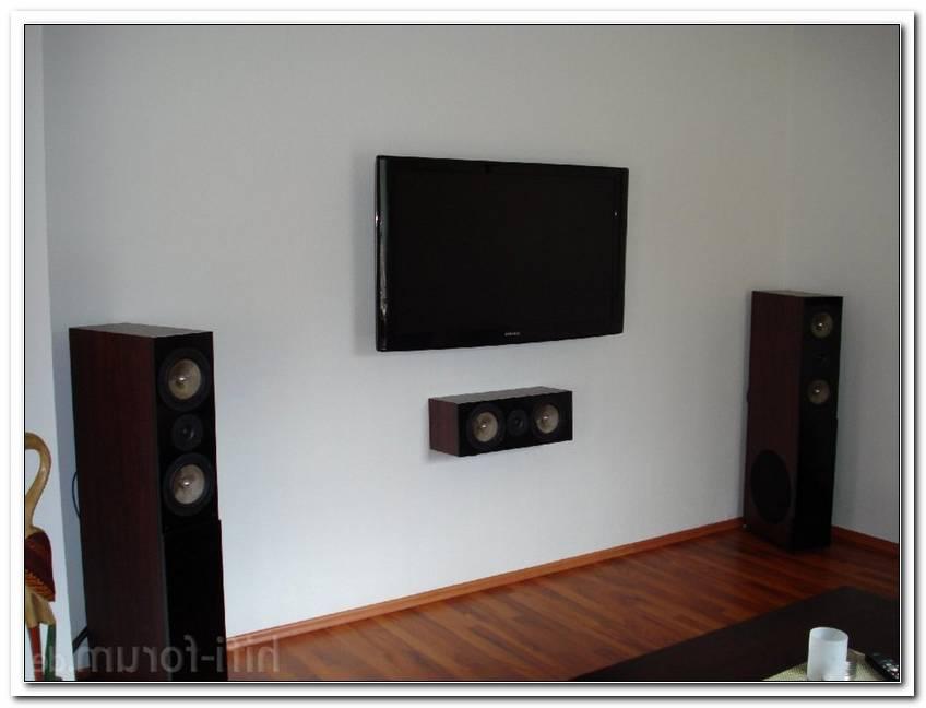 Fernseher An Der Wand Kabel