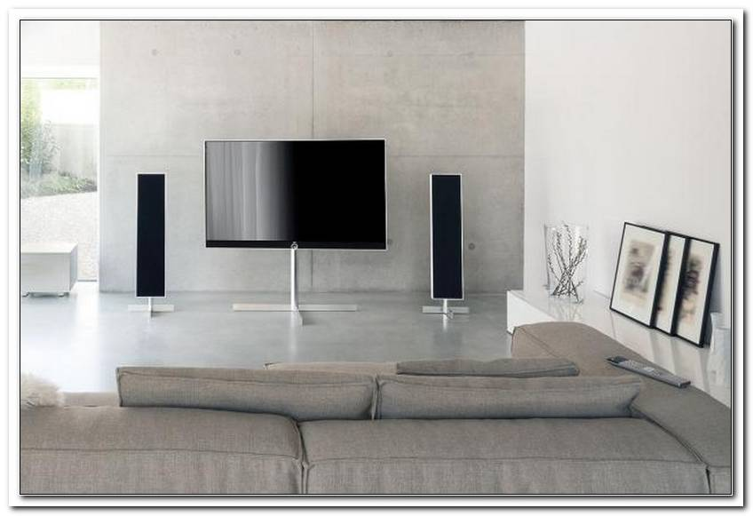 Fernseher An Die Wand Oder Hinstellen