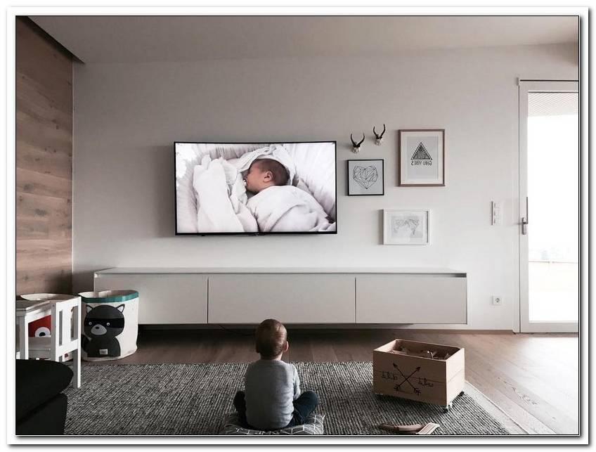 Fernseher An Die Wand Welche H?He