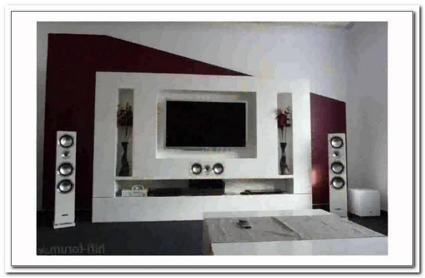 Fernseher An Wand Montieren Rigips