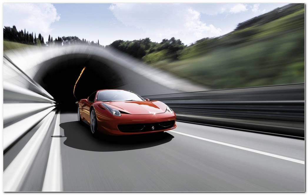 Ferrari 458 Italia Supercar 4 Wallpapers HD Wallpapers 1920x1200 (1)