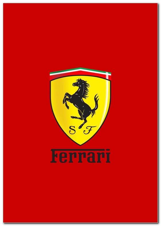 Ferrari Logo Backgrounds
