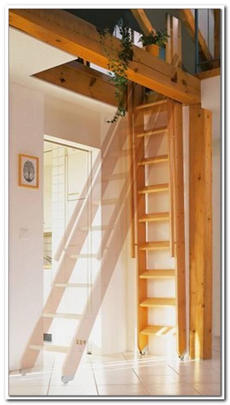 Feste Treppe Zum Dachboden