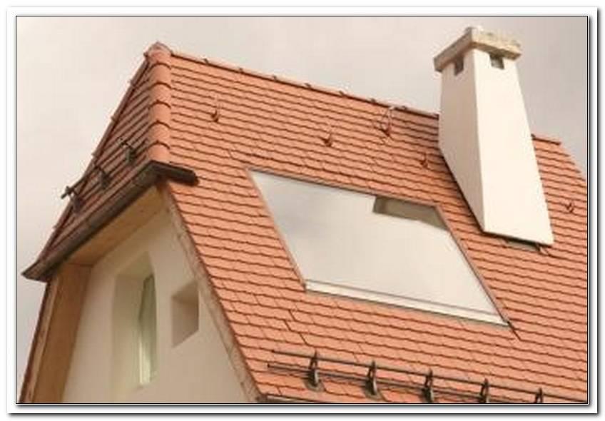 Festverglaste Fenster Im Dach