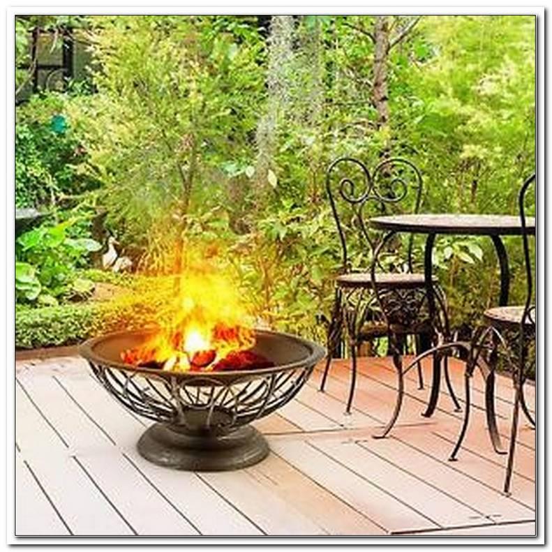 Feuerofen Ofen Im Garten
