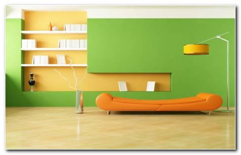 Flawless Interior Design HD Wallpaper
